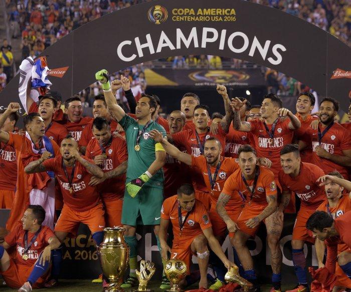 2016 Copa America Final: Argentina vs Chile