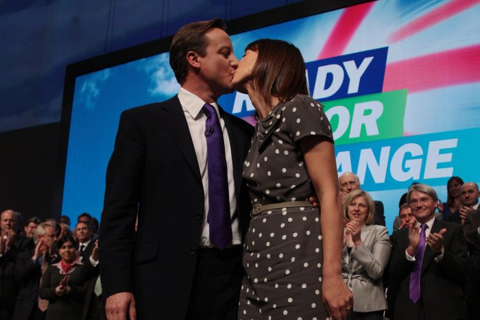 David and Samantha Cameron: Six years at 10 Downing St.