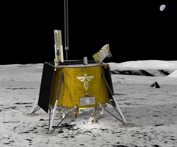 New Firefly Alpha rocket may launch by April; moon lander in 2023