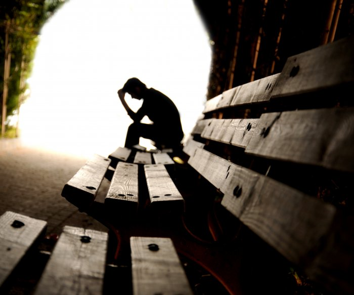 Study: Depression changes structure of the brain
