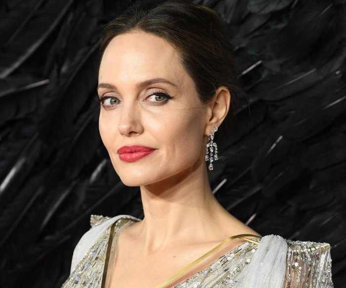 Angelina Jolie relates to 'Maleficent' motherhood issues