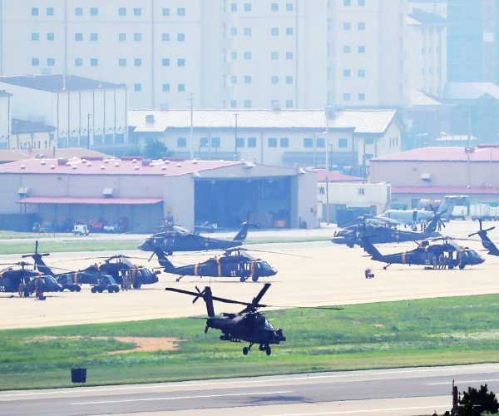 U.S. military returns four bases to South Korea