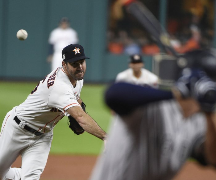 Verlander, Astros force Game 7 vs. Yankees