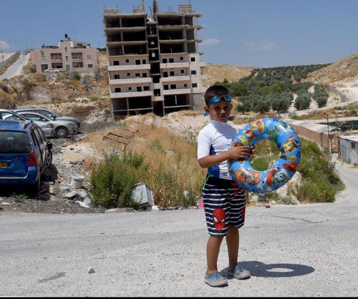 U.N. officials urge Israel against toppling Palestinian homes