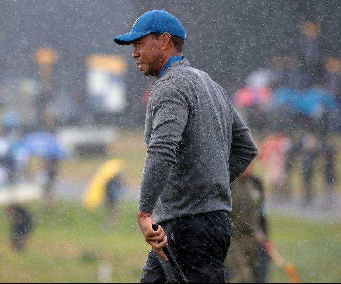 British Open 2019: Tiger Woods misses weekend cut