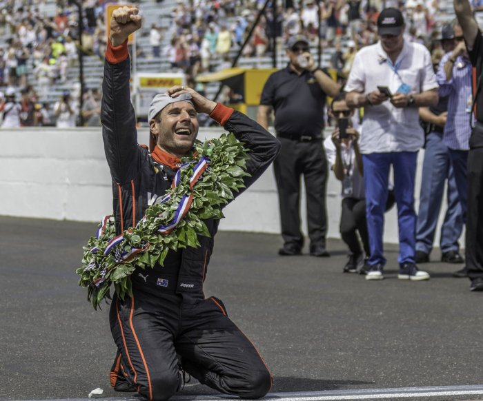 Will Power wins the Indianapolis 500