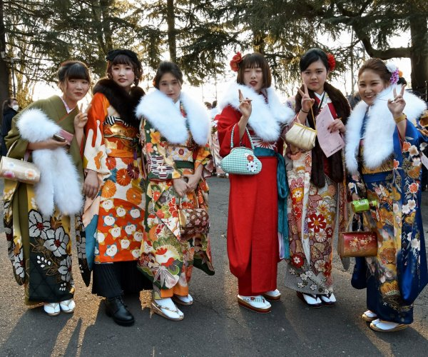 Japan celebrates 2020 Coming of Age Day