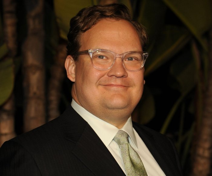 Andy Richter: COVID-19 makes for 'interesting' times on 'Conan'