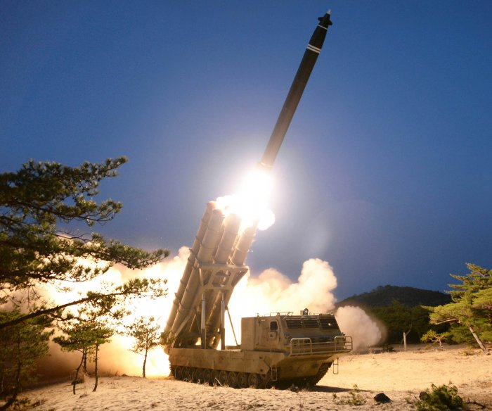 Justice Department says $2.5B funneled into North Korea's nuclear program