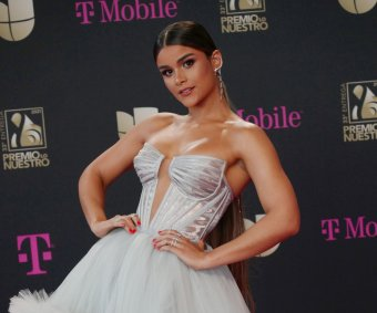 Moments from the Premio Lo Nuestro red carpet
