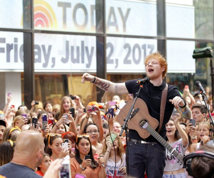Ed Sheeran turns 30: a look back