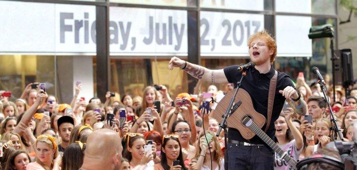Ed Sheeran turns 30: a look back