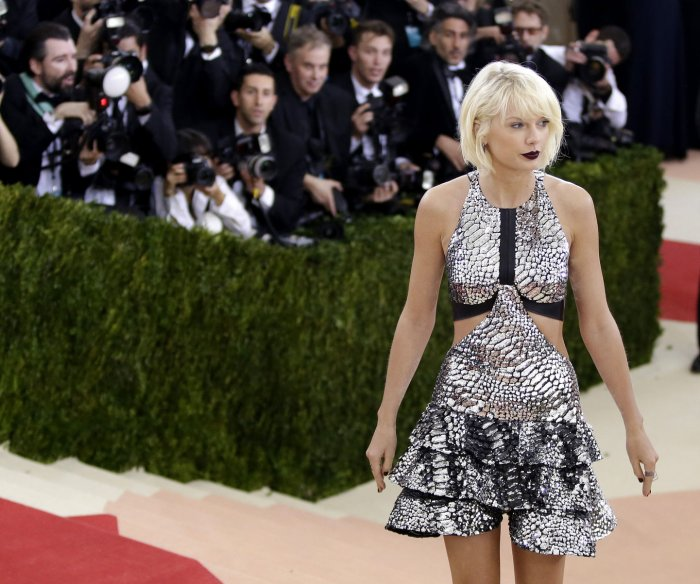 Fashion takes center stage at the Met Costume Gala