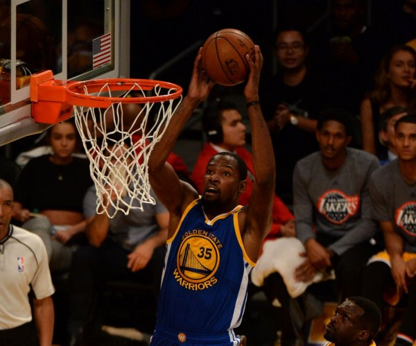 Durant, Warriors ready for Cavs after rolling through the West