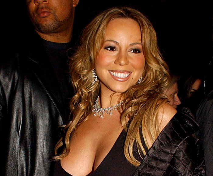 Mariah Carey through the years