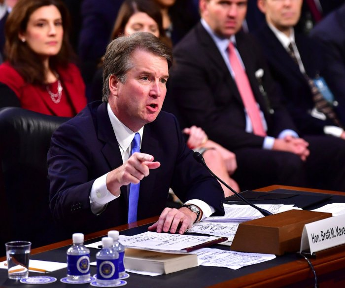 Brett Kavanaugh Supreme Court hearings present a different danger