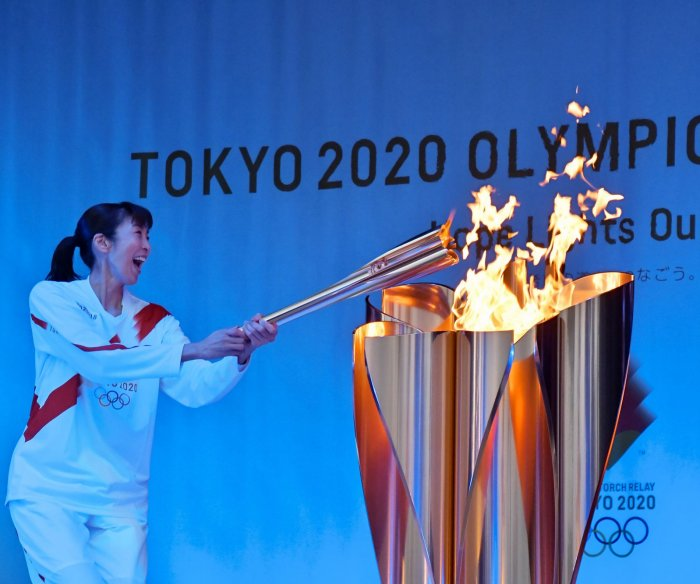 Japanese official says canceling Tokyo Olympics still a viable option