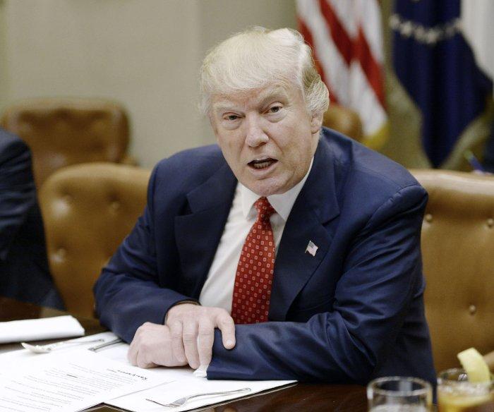 Poll: Donald Trump's job approval rating declines to 38 percent