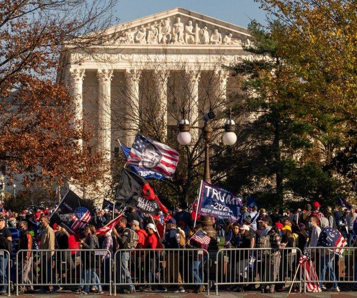 Republicans ask Supreme Court to block Biden's Pa. win