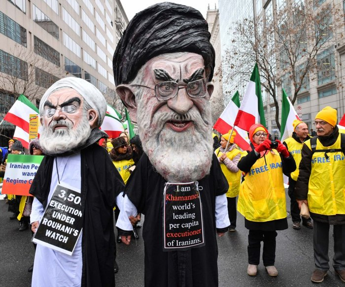 Iran's tilt to the right fueling unrest, punishing dissent
