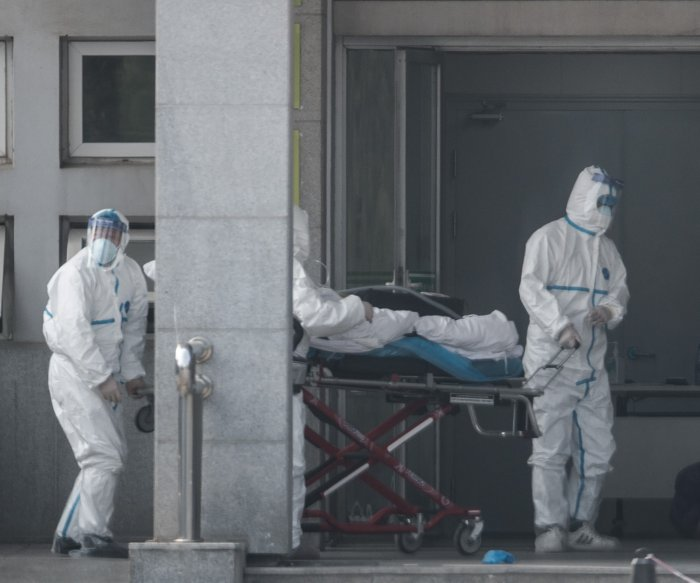 3rd person dies from new SARS-like virus as it spreads in China