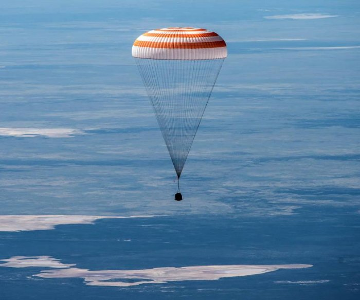 Watch live: NASA astronaut Chris Cassidy, two cosmonauts to depart space station