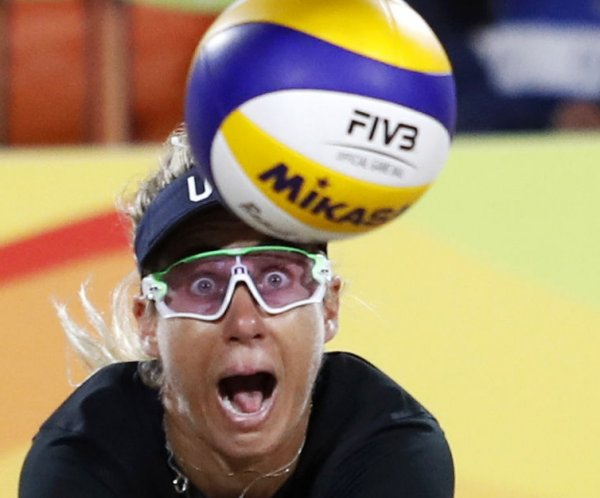 Best of Rio 2016 Summer Olympics: That competitive look