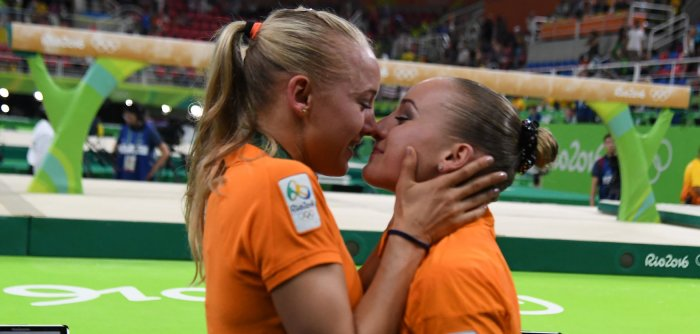 Best of Rio 2016 Summer Olympics: Handshakes and Hugs