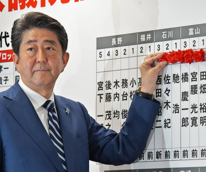 Japan's vote for Abe could worsen prospects for peace with North Korea, China