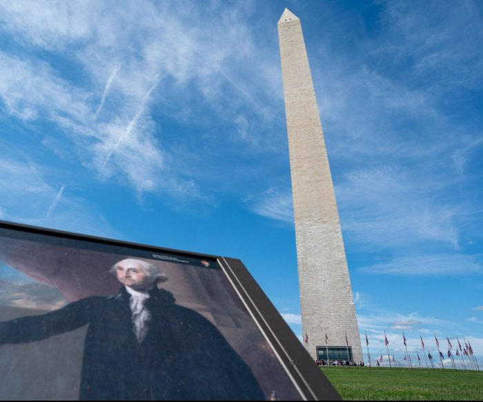 Washington Monument reopens after 3-year upgrade