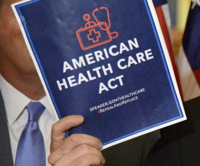 GOP healthcare plan up for House vote Thursday