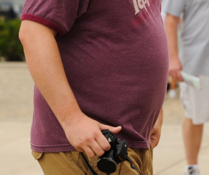 Study finds obesity in children partly inherited from parents