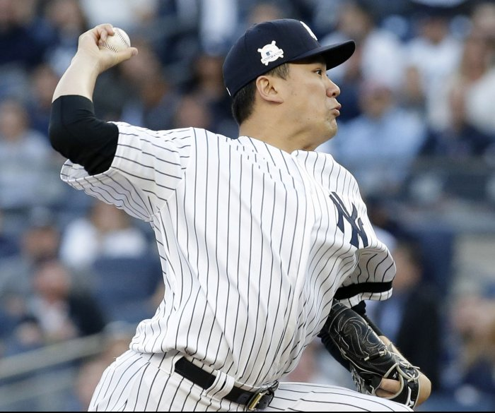 ALCS: New York Yankees seize lead with 5-0 win over Houston Astros