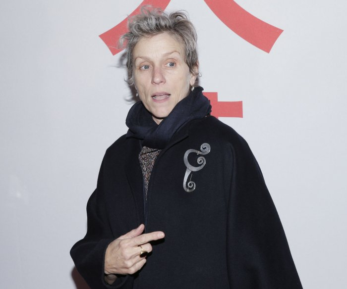 Frances McDormand, Bill Murray attend 'Isle of Dogs' screening
