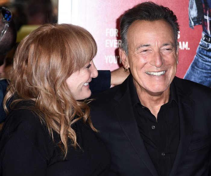Bruce Springsteen attends 'Blinded by the Light' premiere