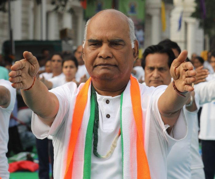 With 65 percent, Kovind elected 14th president of India