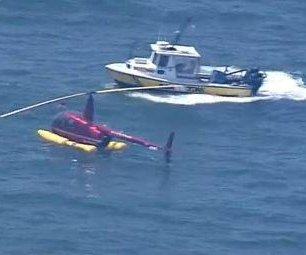 WWE's Shane McMahon unhurt after ocean rescue