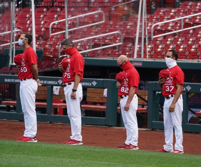 Cubs-Cardinals opener postponed after another positive coronavirus test