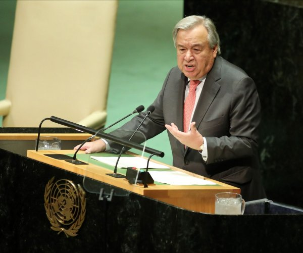 U.N. calls on nations to take action in six areas to limit COVID-19's financial impact