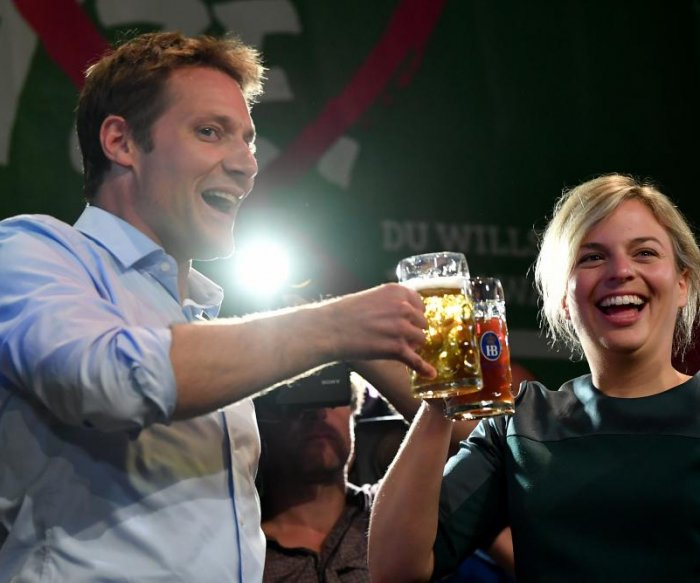 Merkel's coalition allies lose majority in Bavaria