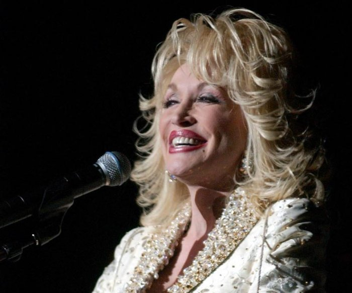 Dolly Parton turns 75: a look back