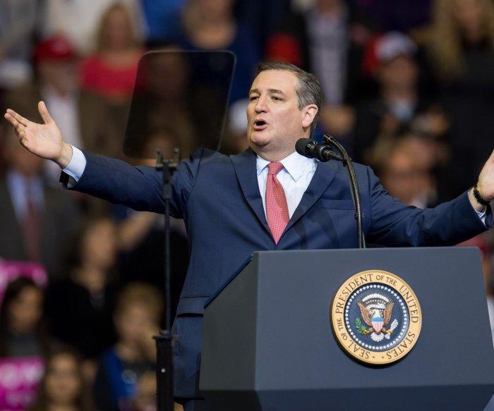 Texas Senate: Trump ally Cruz fights challenge from O'Rourke
