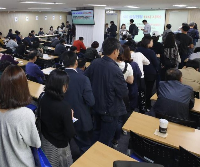 South Korea's unemployment benefit to reach record level
