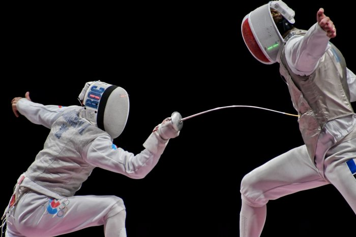 Tokyo Olympics: France claims gold in fencing