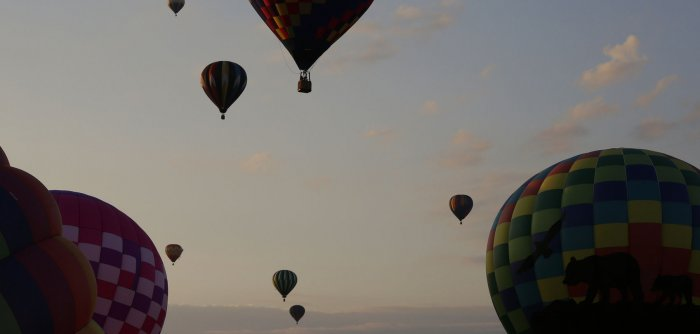 2015 New Jersey Festival of Ballooning