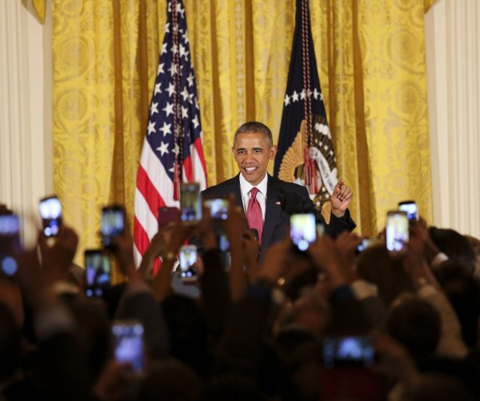 Obama hosts Cinco de Mayo reception in Washington