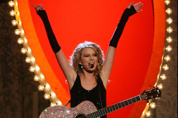 Taylor Swift turns 30: A look back