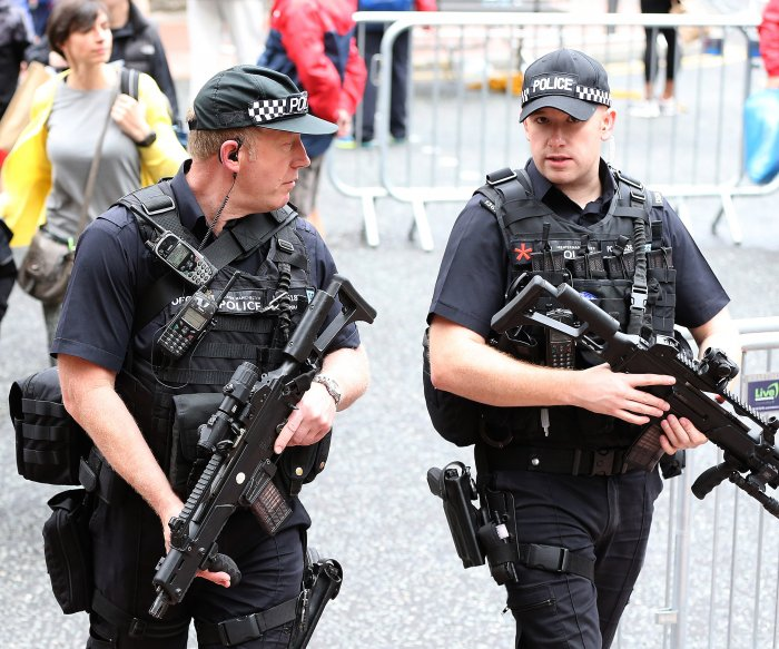 13 Manchester bombing suspects in custody after 15th arrest
