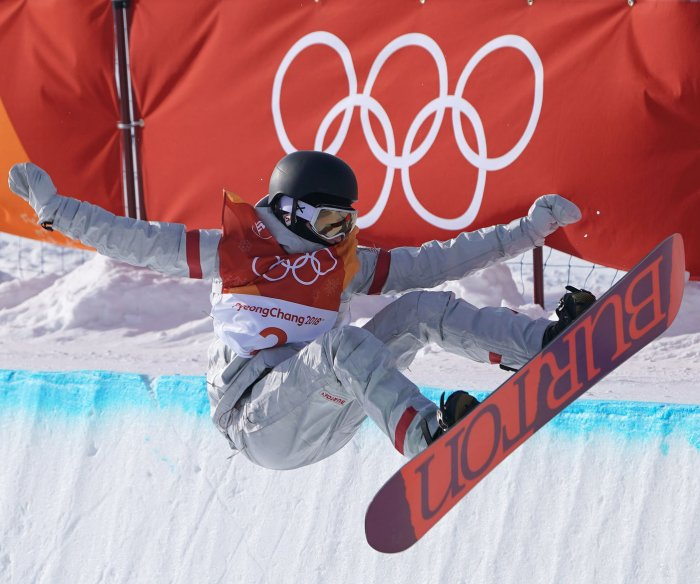 U.S. snowboarder Kelly Clark discusses retirement