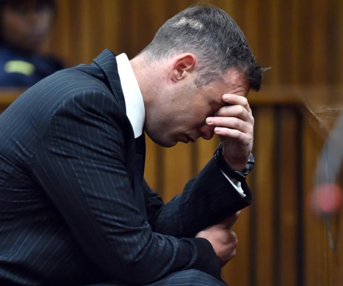Oscar Pistorius hasn't shown remorse, court rules; sentence doubled